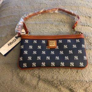 Dooney & Bourke Bags - New York Yankees small clutch